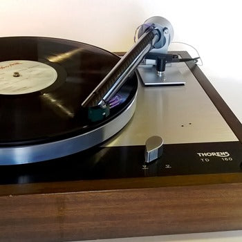 Thorens TD160 family mounting kit for The  Wand Tonearm