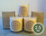 2.5 oz. Soy Votive Candle