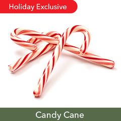 Candy Cane Soy Candles
