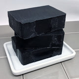 Activated Charcoal & Tea Tree Oil Cold Pressed Soap
