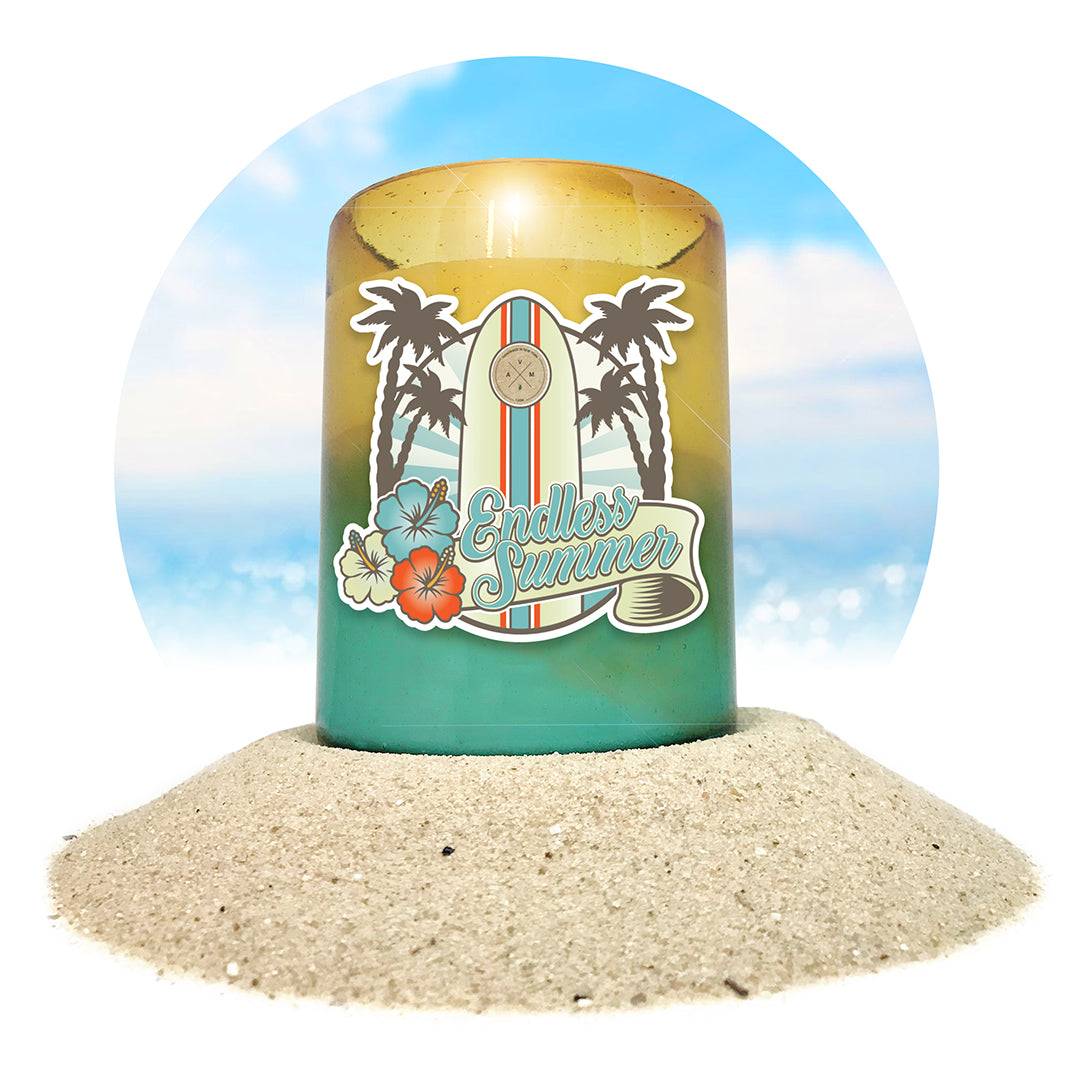 Endless Summer 10 oz Soy Candle (Limited Edition )