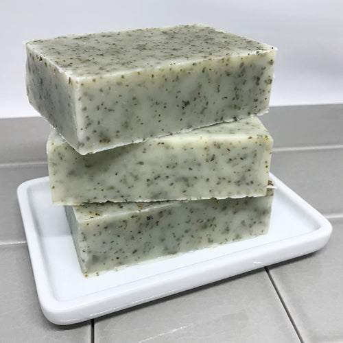 Eucalyptus Mint Cold Process Soap