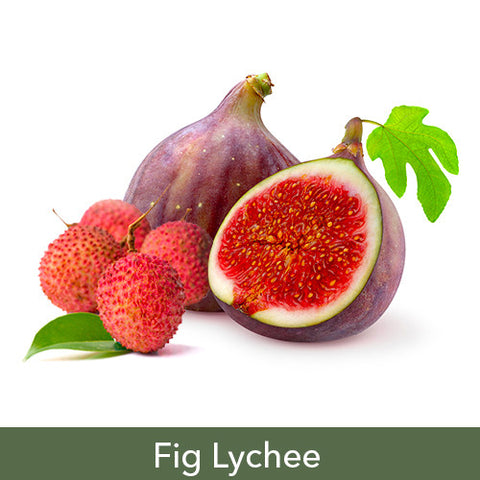Fig Lychee Soy Candles