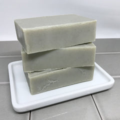 Grapefruit and Bentonite Cold Pressed Soap