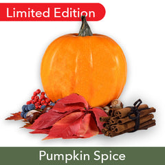 Pumpkin Spice Soy Candles