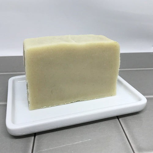 Sandalwood Pumice Cold Pressed Soap