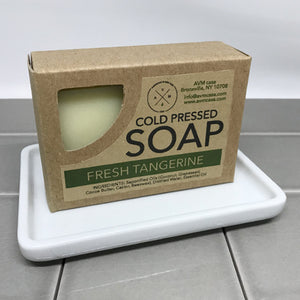 Fresh Tangerine Cold Pressed Soap