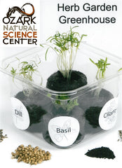 Kit - Herb Garden Greenhouse Activity