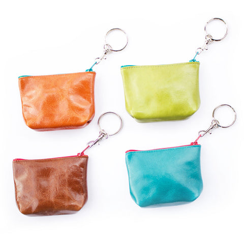 Cleo Coin Pouch & Key Ring