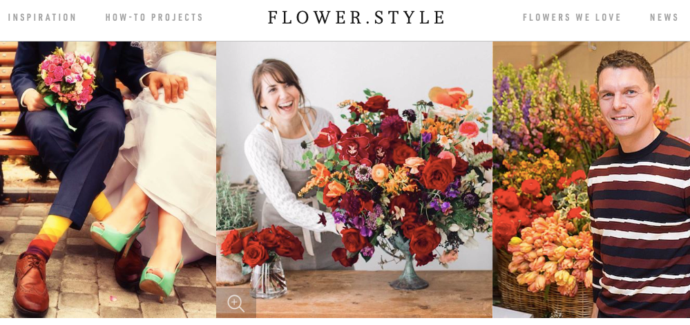 Featured: 10 Ways to Create Emotional Connections With Flowers, Flower.Style Magazine