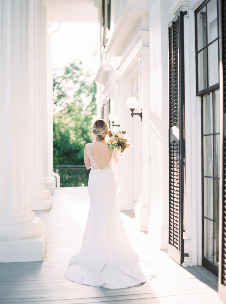 Featured: Traditional Meets Trendy Wedding, Stitch & Tie
