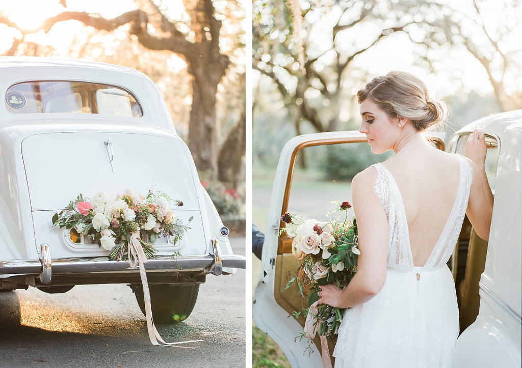 Featured: Oldfield Plantation Wedding Editorial Okatie South Carolina, Jordan & Alaina Photography Heirloom Wedding Portroits, June 2017