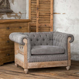 Capital Hotel Chesterfield Chair