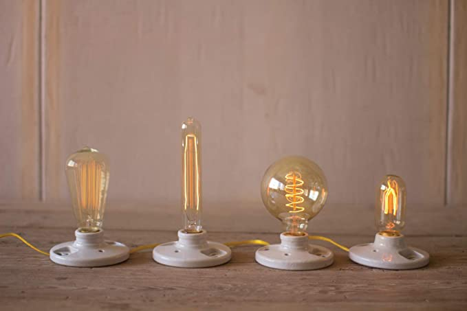 Shop Edison Bulb Lighting Lamp Home Decor by Colonial House of Flowers