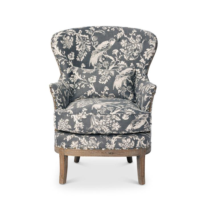 French-Toile-Chair