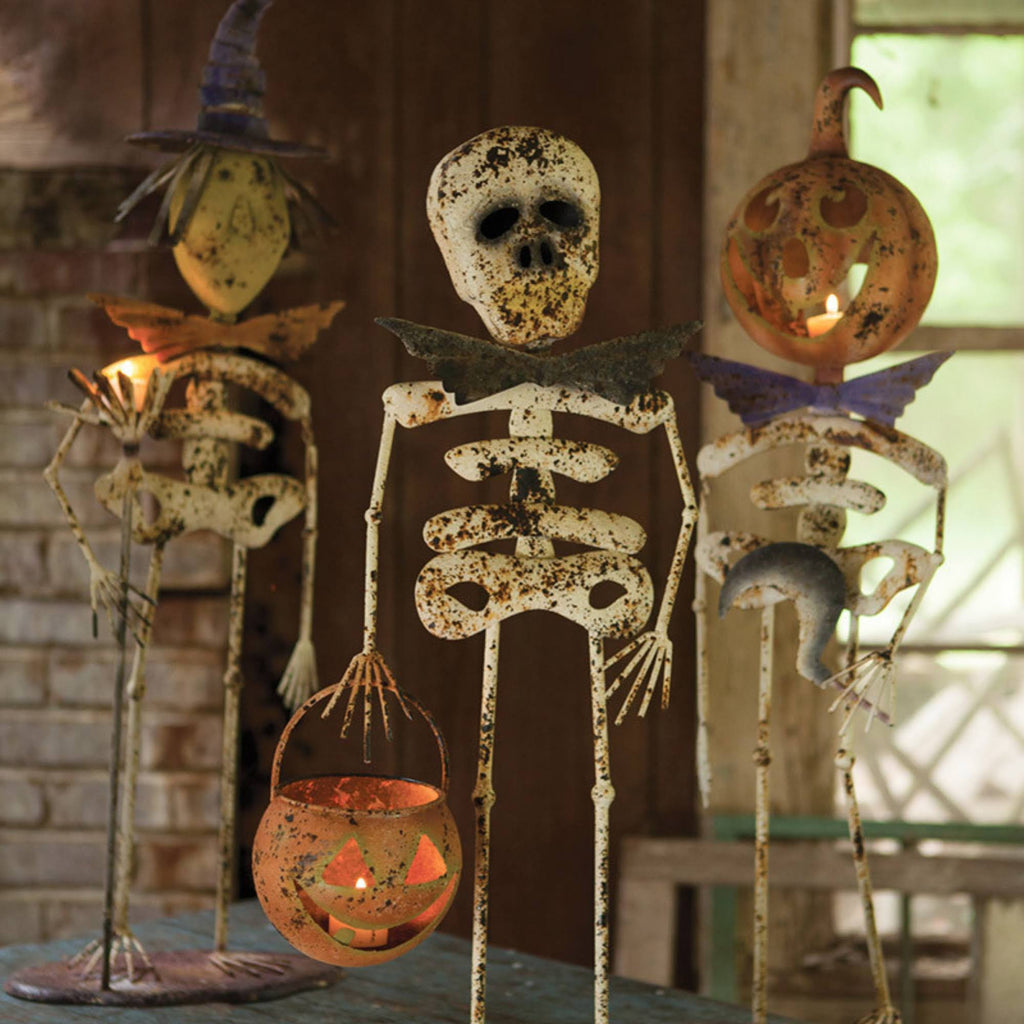 Metal Halloween Decorations for your home