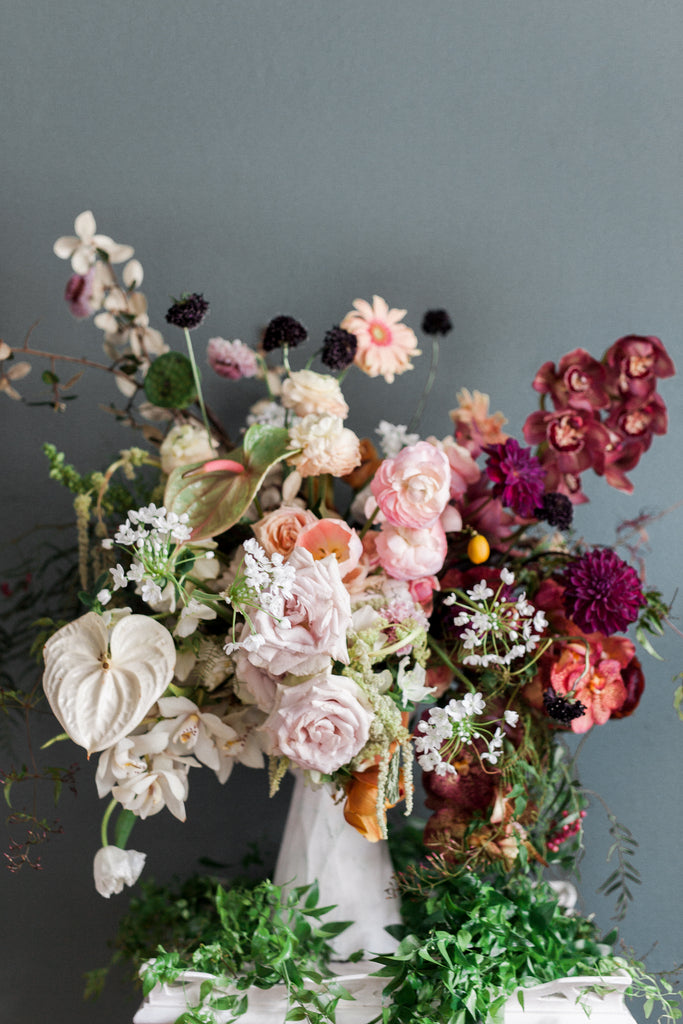 International Floral Design and Decor Shipping From Atlanta, Georgia by Christy Hulsey + Colonial House of Flowers