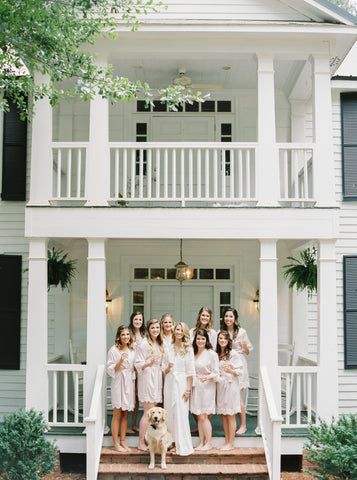 Luxury World Wide Floral Design by Colonial House of Flowers, Atlanta Georgia Florist | Bridesmaids