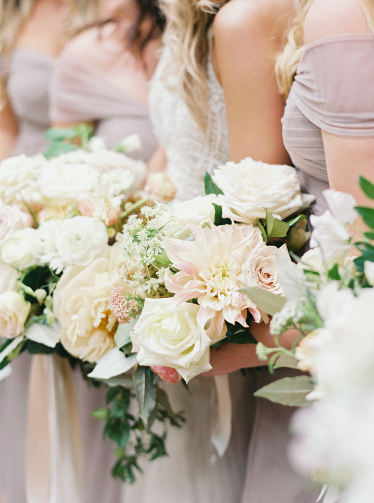 Luxury World Wide Floral Design by Colonial House of Flowers, Atlanta Georgia Florist | Bridesmaid Bouquets