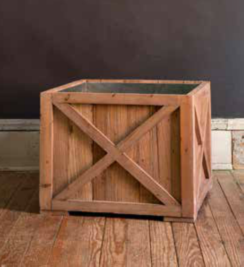 Estate Wood Box FREE SHIPPING - Colonial House of Flowers | bespoke floral design + online shop | Atlanta, Georgia