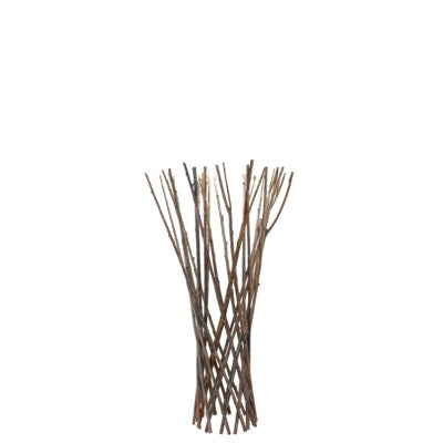 Flared Twig Garden Trellis, Set of 4 - Colonial House of Flowers | bespoke floral design + online shop | Atlanta, Georgia