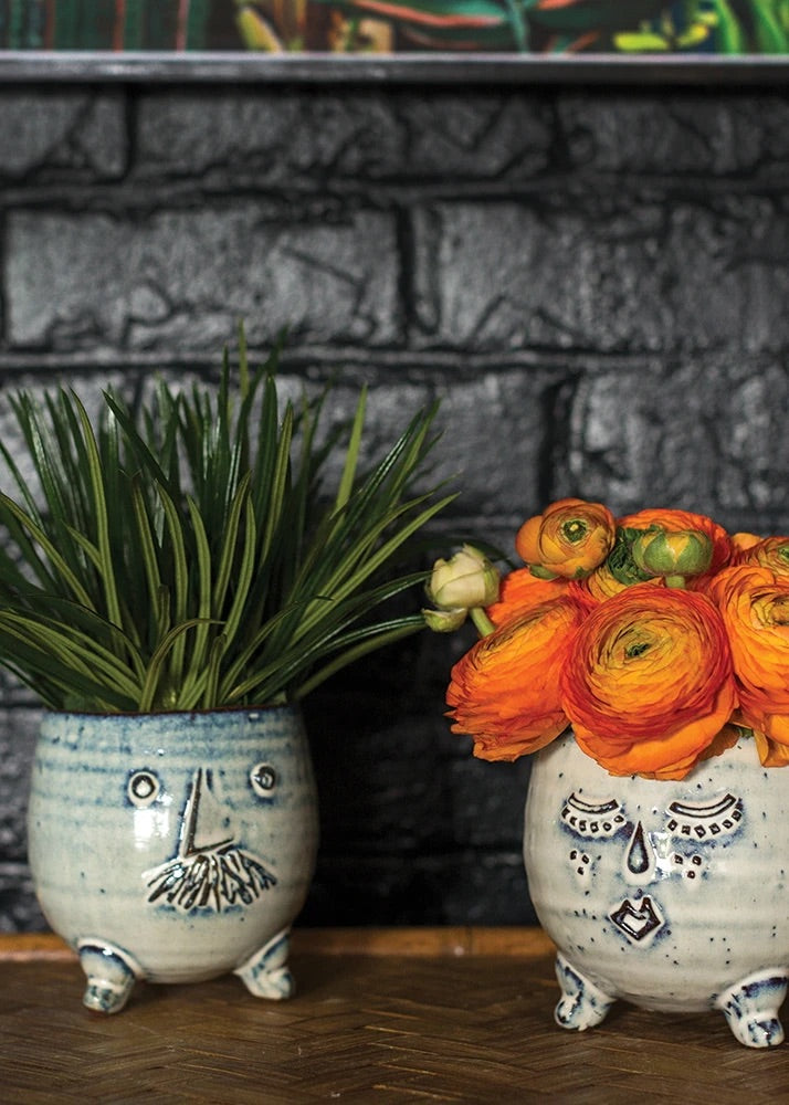 Mr and Mrs Clay Pot - Colonial House of Flowers | bespoke floral design + online shop | Atlanta, Georgia