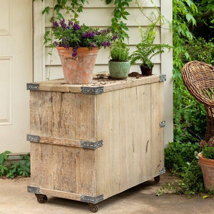 Pendergrass Potters Cart - Colonial House of Flowers | bespoke floral design + online shop | Atlanta, Georgia