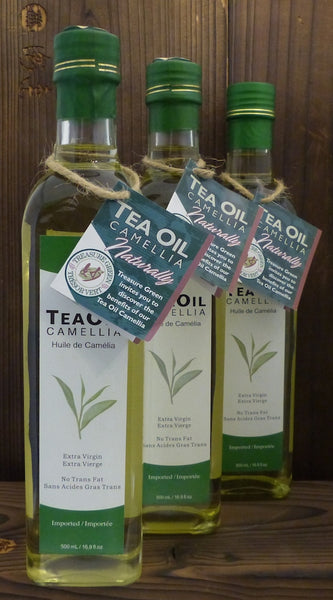 Treasure Green's Tea Oil Camelia™