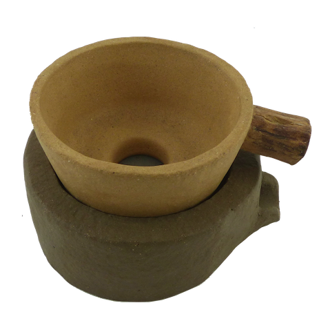 Ceramic Strainer Holder Set