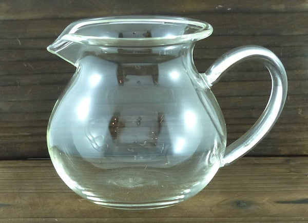 Wide Belly Glass Faircup