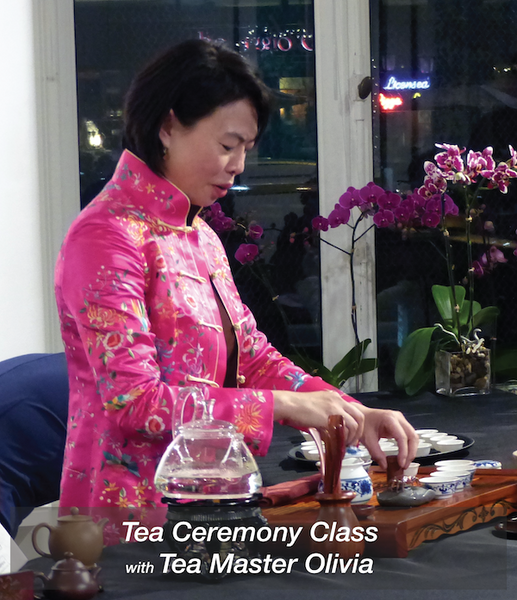 Tea Class - Introduction to Tea Ceremony