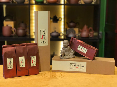 Exclusively Oolong Collection 上品烏龍系列