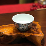 Tea Cup Hand Made Jingdezhen Porcelain