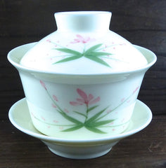 Pink Blossom Large Gaiwan
