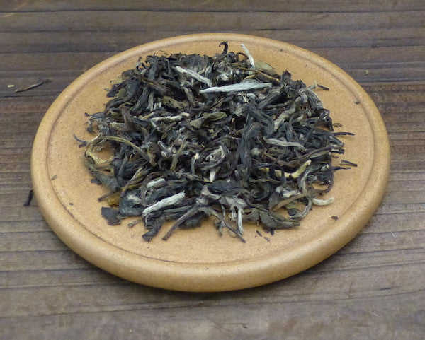 1980's Aged Shou Mei White Tea 陳年貢眉