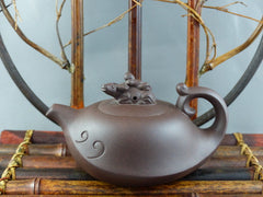 Yixing Terracotta Chinese Teapot APR050