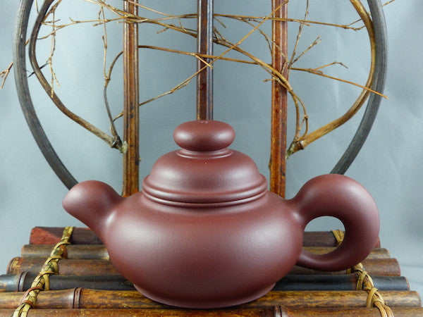 Yixing Terracotta Chinese Teapot APR061