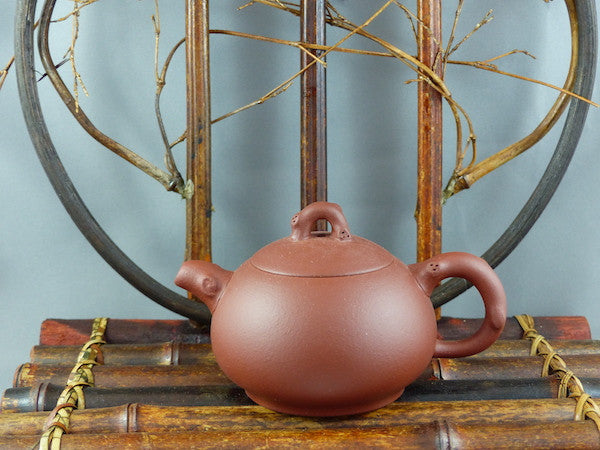 Yixing Terracotta Chinese Teapot APR102