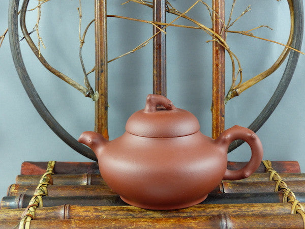 Yixing Terracotta Chinese Teapot APR103