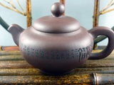 Yixing Terracotta Chinese Teapot APR142