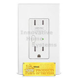 Shop for OutlletLinc Dimmer 2472D (White) at innovativehomesys.com.