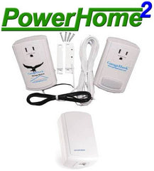 Shop for GarageHawk Home & Away Garage Door Monitoring Package w/PowerHome2 at innovativehomesys.com.