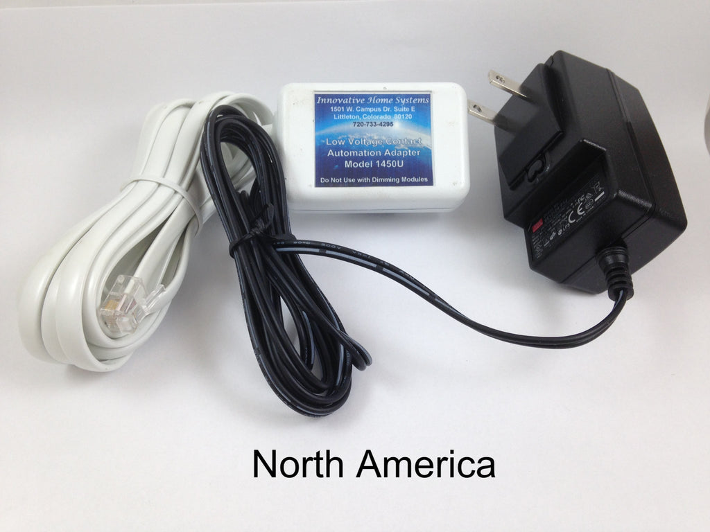 Universal Metechs Low Voltage Relay Automation Adapter 1452u For Contact Shop 1450u At
