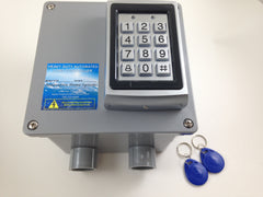 Controlled Access Heavy Duty 120-277V Load Controller Assembly 1470