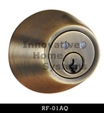 Shop for Morning Remote Controlled Door Lock RF-01AQ at innovativehomesys.com.