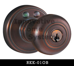 Shop for Morning Remote Control Door Lock RKK01OB at innovativehomesys.com.