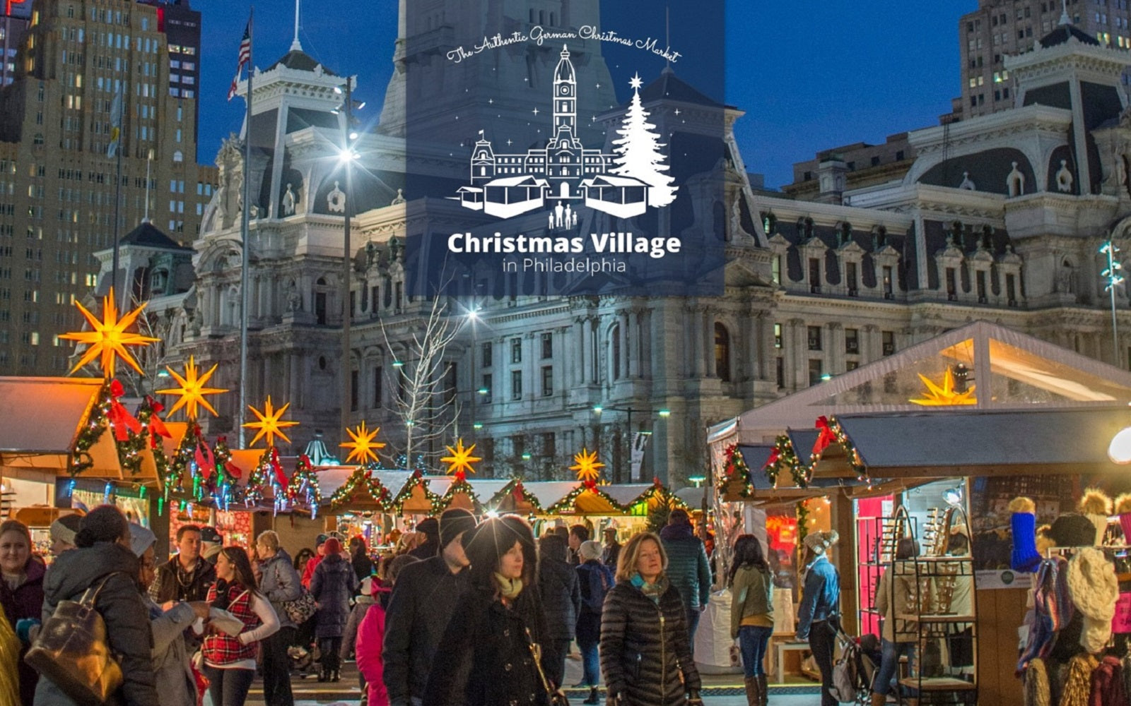 CHRISTMAS VILLAGE PHILADELPHIA 2018