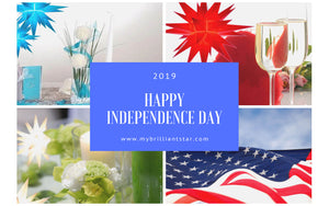 HAPPY INDEPENDENCE DAY TO ALL OUR FRIENDS IN THE US