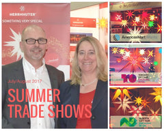 Tradeshows 2017 MyBrilliantStar