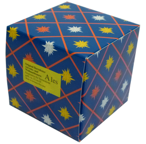 Box for Spare star for plastic star chain ~ 13 cm / 5 inch ø